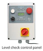 aerre2 aerre2 Level check control panel