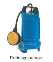 aerre2 - Dreinage pumps