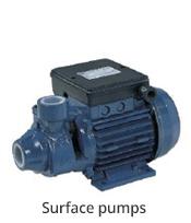 aerre2 - Surface pumps