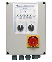 Aerre2 - Electrical control panel