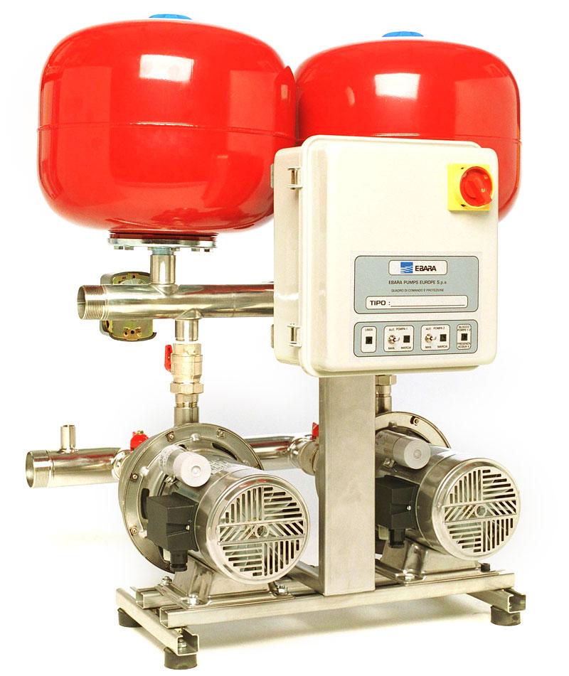 aerre2 Pressurized AISI-304