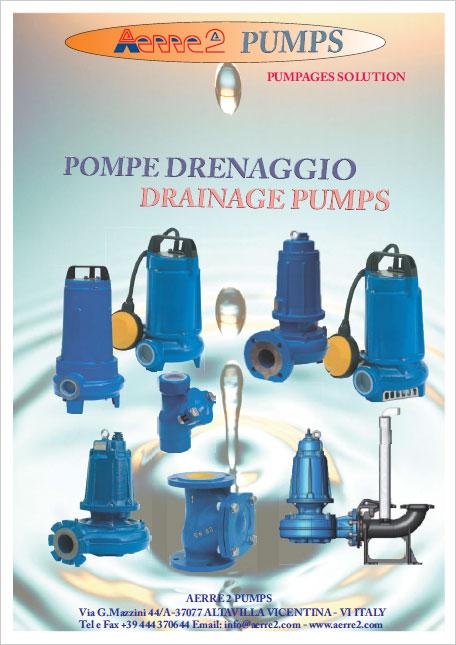 aerre2 dreinage pumps