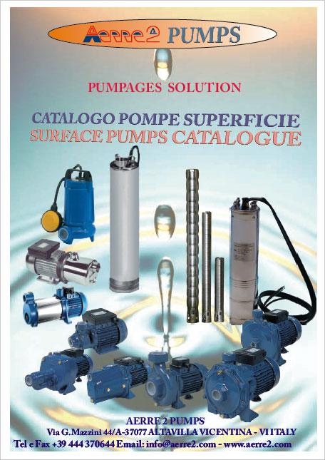 aerre2 surface pumps