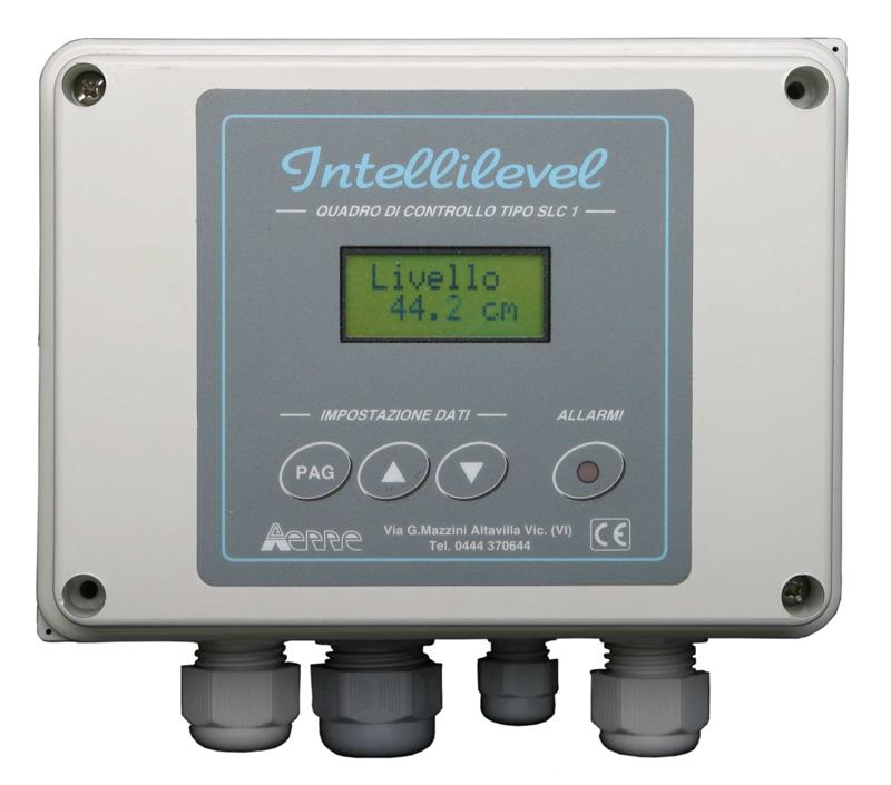 Microprocessor Control Panels Type Intellilevel SLC1/C